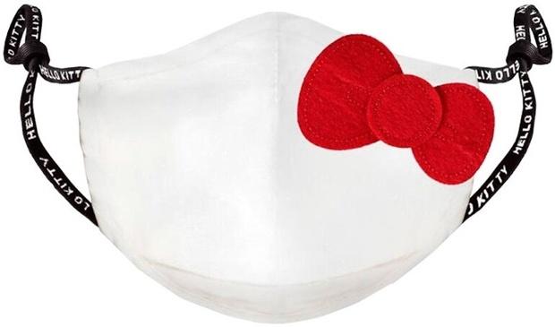 Mundschutzmaske Hello Kitty - Für Erwachsene