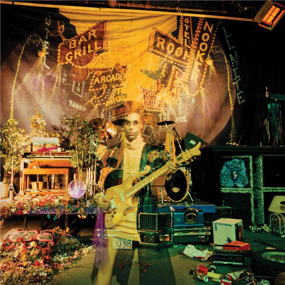 Prince - Sign O' The Times (2020 Reissue, Super Deluxe Edition, Remastered, 8 CDs + DVD)