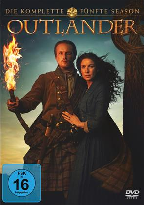Outlander - Staffel 5 (4 DVDs)