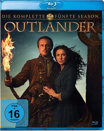 Outlander - Staffel 5 (4 Blu-rays)