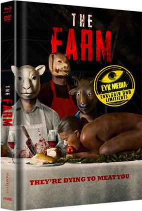The Farm (2018) (Cover A, Limited Edition, Mediabook, Blu-ray + DVD)