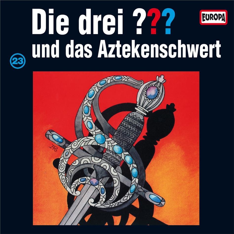 Die Drei ??? - 023/Und Das Aztekenschwert (LP)