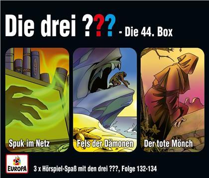Die Drei ??? - 044/3er Box (Folgen 132,133,134) (3 CDs)
