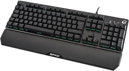 QPAD MK-40 Pro Gaming Keyboard [US Layout]