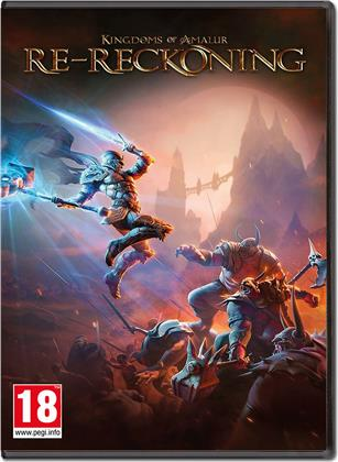 Kingdoms of Amalur Re-Reckoning (German Edition)