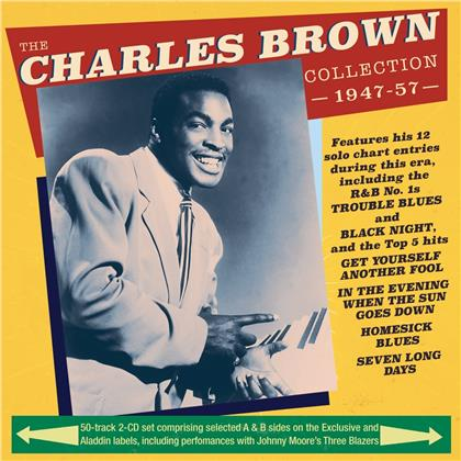 Charles Brown - Charles Brown Collection 1947-57 (2 CDs)