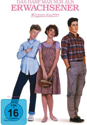 Das darf man nur als Erwachsener - Sixteen Candles (1984) (Limited Edition, Mediabook, Blu-ray + DVD)