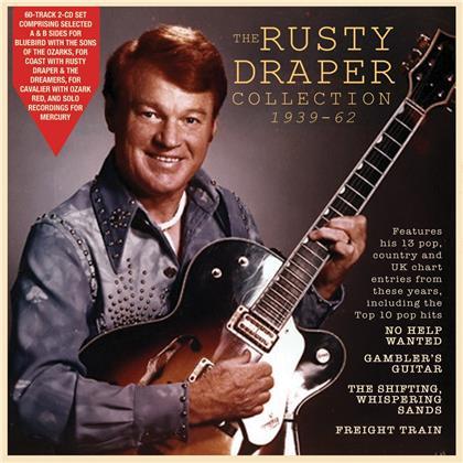 Rusty Draper - Rusty Draper Collection 1939-62 (2 CDs)