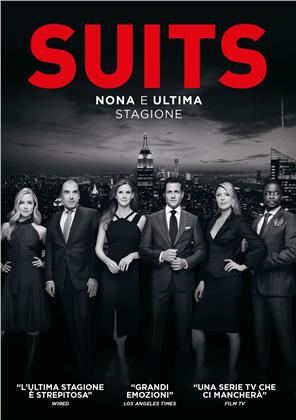 Suits - Stagione 9 - La stagione finale (4 DVD)