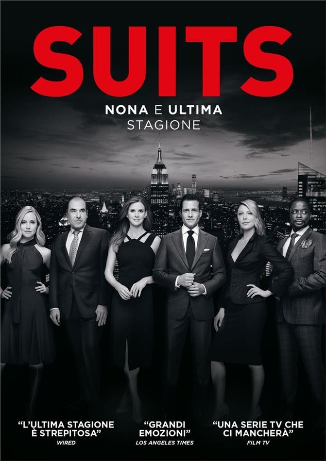 Suits - Stagione 9 - La stagione finale (4 DVD)