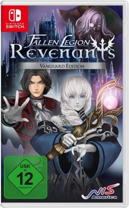 Fallen Legion: Revenants - (Vanguard Edition)