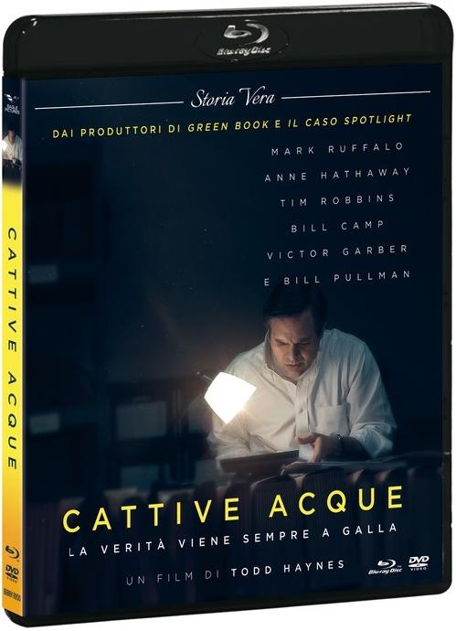 Cattive acque (2019) (Storia Vera, Blu-ray + DVD)