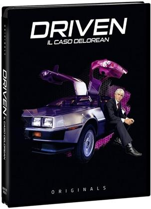 Driven - Il caso DeLorean (2018) (Originals, Blu-ray + DVD)