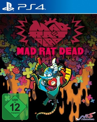 PS4 Mad Rat Dead (USK)