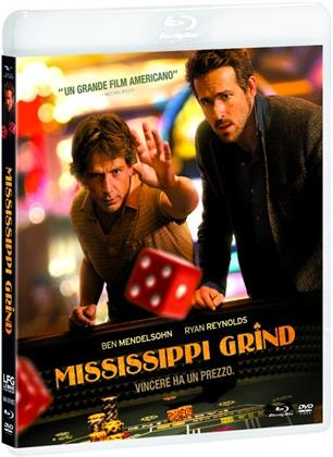 Mississippi Grind (2015) (Blu-ray + DVD)