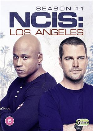 NCIS: Los Angeles - Season 11 (5 DVDs)