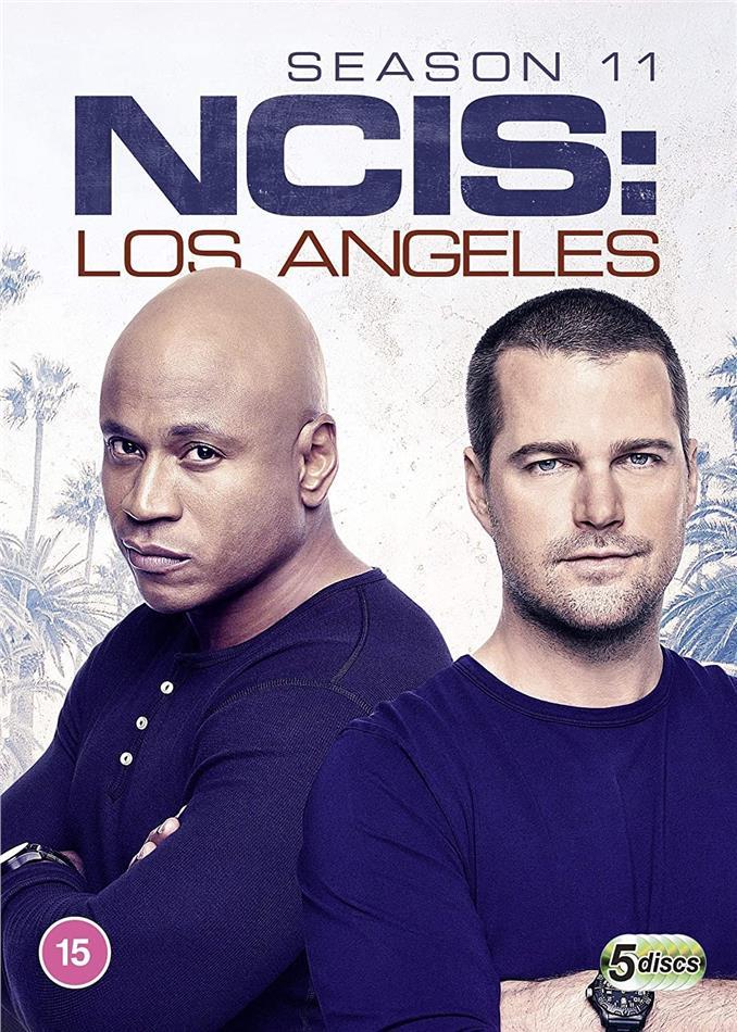 NCIS: Los Angeles - Season 11 (5 DVDs)