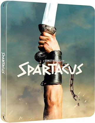 Spartacus (1960) (60th Anniversary Edition, Steelbook)