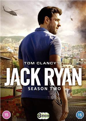 Jack Ryan - Season 2 (3 DVD)