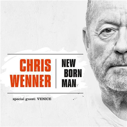 Chris Wenner - New Born Man (Digipack)