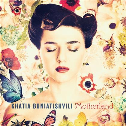 Khatia Buniatishvili, Johann Sebastian Bach (1685-1750), Johannes Brahms (1833-1897), Antonin Dvorák (1841-1904), György Ligeti (1923-2006), … - Motherland (2020 Reissue, Music On Vinyl, 4P Insert, Deluxe Sleeve, First Time On Vinyl, 2 LPs)