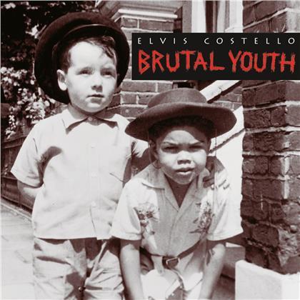 Elvis Costello - Brutal Youth (2020 Reissue, 1000 Copies, Music On Vinyl, Transparent Red Vinyl, 2 LPs)