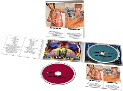 The Who - Sell Out (2021 Reissue, Deluxe Edition, 2 CDs)