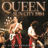 Queen - Sun City (2 CDs)
