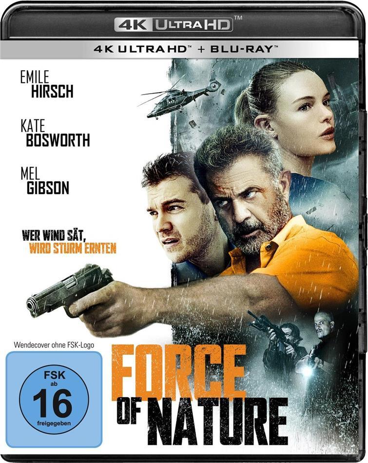 Force of Nature (2020) (4K Ultra HD + Blu-ray)
