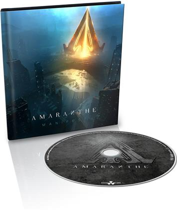Amaranthe - Manifest (4 Bonustracks, Mediabook)