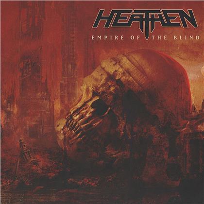 Heathen - Empire Of The Blind (Gatefold, 2 LPs)