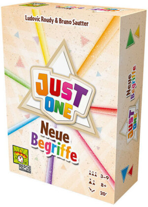 Just One - Neue Begriffe (d)