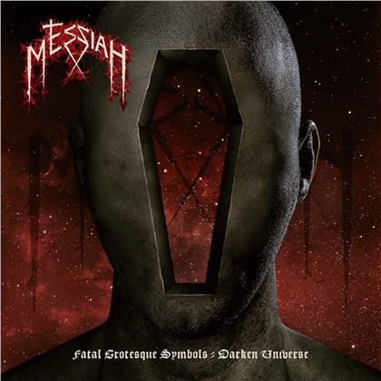 Messiah - Fatal Grotesque Symbols-Darken Universe EP (Colored, LP)