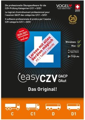 easyCZV 2020/21 [Kat. C/C1/D/D1]