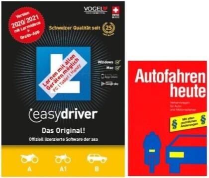 easydriver 2020/21 inkl. Theoriebuch Deutsch
