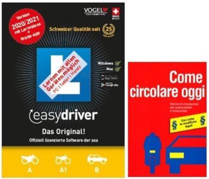 easydriver 2020/21 inkl. Theoriebuch Italienisch