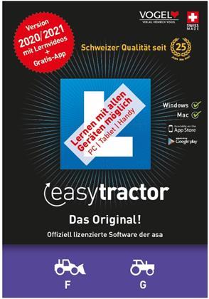 easytractor 2020/21 [Kat. F/G]