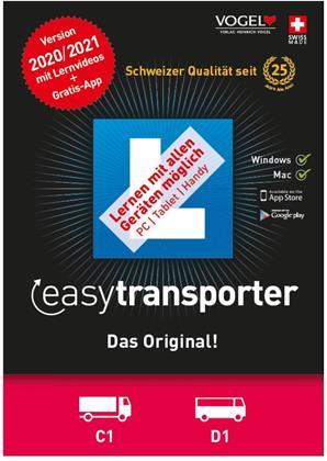 easytransporter 2020/21 [Kat. C1/D1]