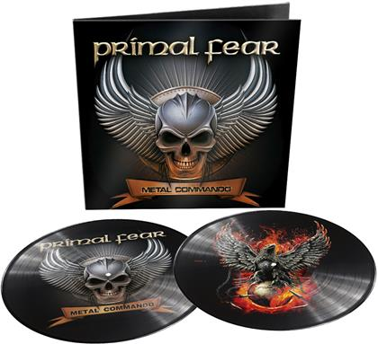 Primal Fear - Metal Commando (Picture Disc, 2 LPs)