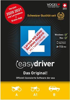 easydriver 2020/21 [Kat. A/A1/B]