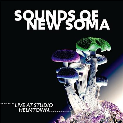 Sounds Of New Soma - Live At Studio Helmtown (Gatefold, Colored, LP)