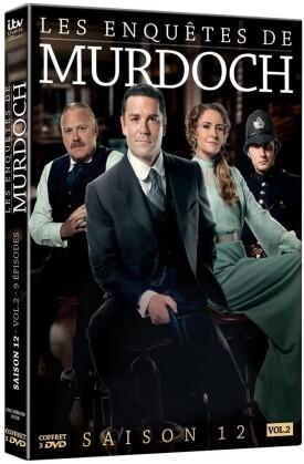 Les enquêtes de Murdoch - Saison 12 (6 DVDs)