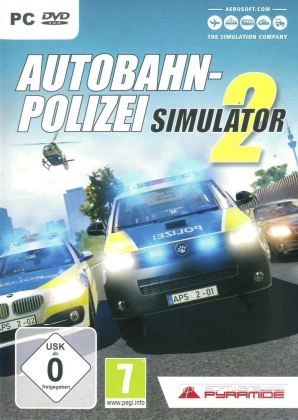 Autobahnpolizei-Simulator 2 PC Budget