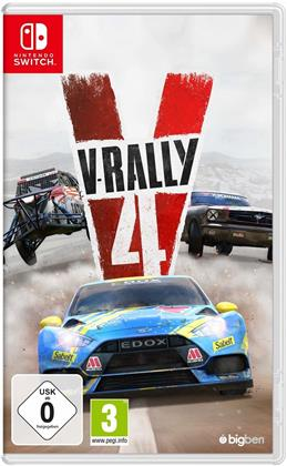 V-Rally 4 - Budget