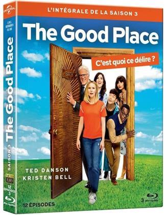 The Good Place - Saison 3 (3 Blu-rays)