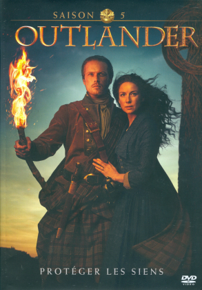 Outlander - Saison 5 (5 DVDs)
