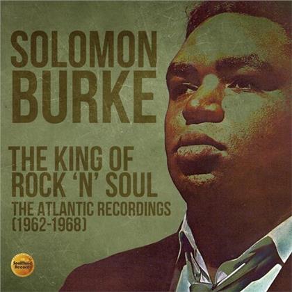 Solomon Burke - The King Of Rock 'N' Soul ~ The Atlantic Recordings (1962-1968) (3 CDs)