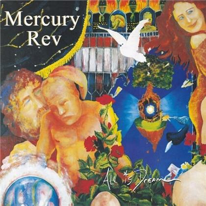 Mercury Rev - All Is Dream (2020 Reissue, Limited Edition, Colored, 2 LPs)
