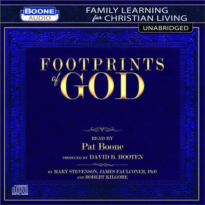 Pat Boone & B. Hooten - Footprints Of God