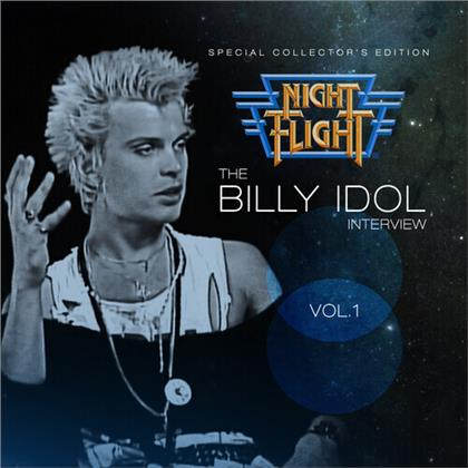 Billy Idol - Night Flight Interview - Interview - No Music